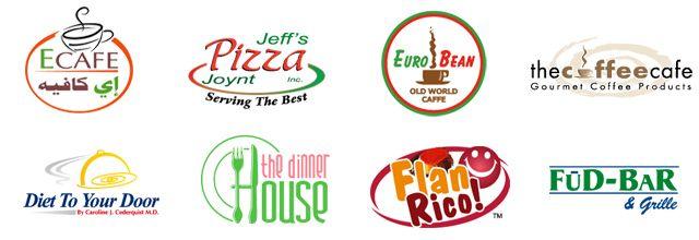 restaurant logos | Restaurant Logos | Pinterest