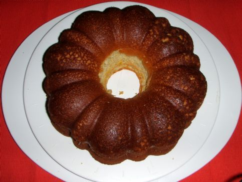 White Bean Bundt Cake Recipe — Dishmaps