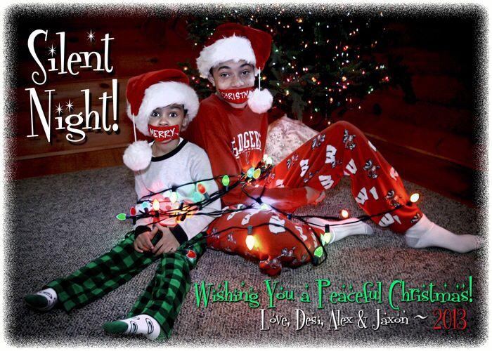 Silent Night! | MERRY CHRISTMAS CARDS... | Pinterest: pinterest.com/pin/439382507367246889