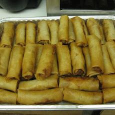Vietnamese Spring Rolls | oh yummy! | Pinterest
