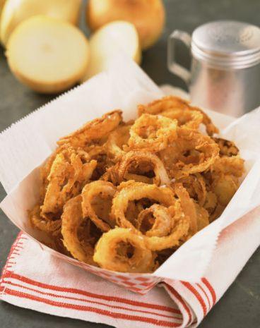 Easy Beer Batter Onion Rings Recipe | Kristi's favorite things | Pint ...