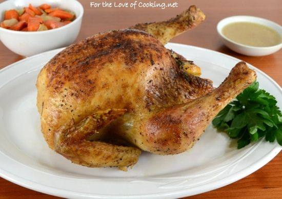 Julia Child's Favorite Roast Chicken | Food & Recipes | Pinterest