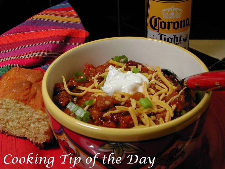 30 Minute Chili | Healthy Eating in 2014 | Pinterest