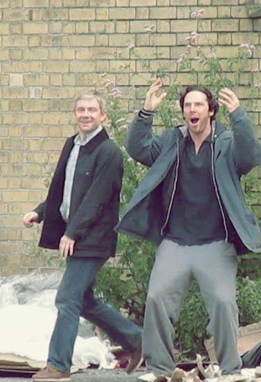 Spoilers for His Last Vow (article) Benedict Cumberbatch, Martin Freeman