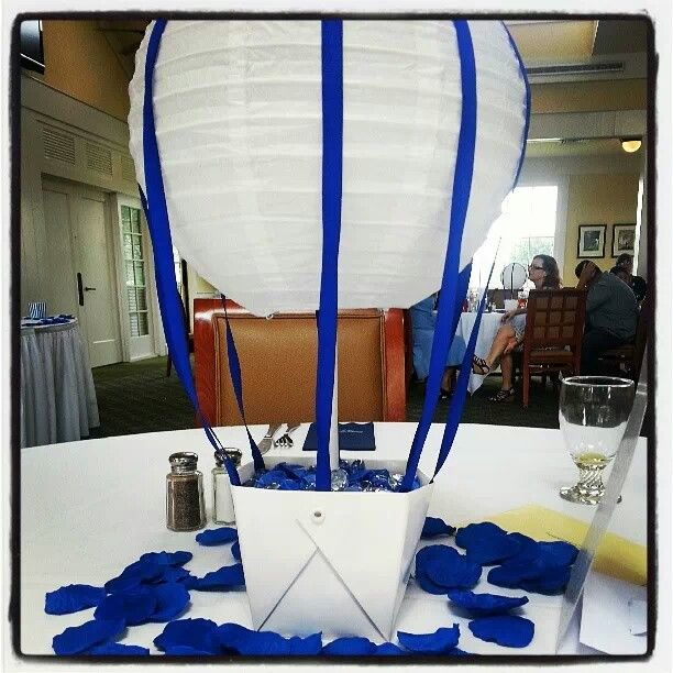 Pin by elva carlos carreon on stuffed balloons pinterest for Air force decoration