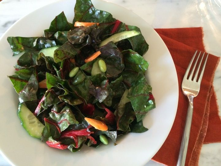 vibrant vegan salad | ♨ Vegan Recipes | Pinterest