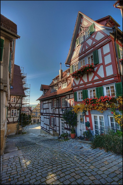 Herrenberg Germany  city photos gallery : Kirchgasse, Herrenberg, Germany | Germany | Pinterest