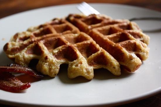 Squash and Hazelnut waffles! | Yum! | Pinterest