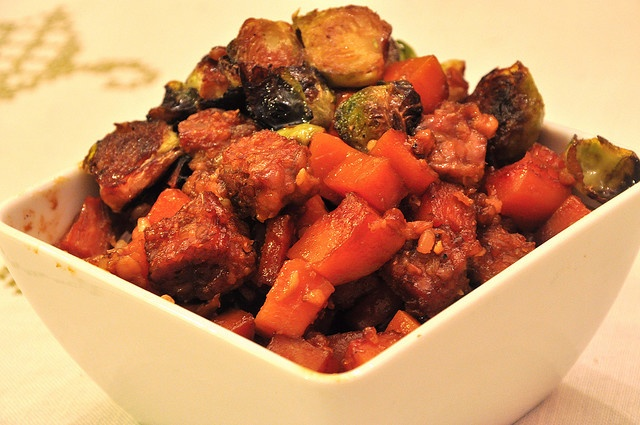 tamarind bbq tempeh and sweet potatoes | recipe book ideas | Pinterest