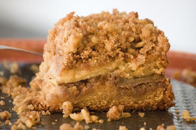Honey Crisp Apple Crumb Coffee Cake | Rosh Hashanah | Pinterest