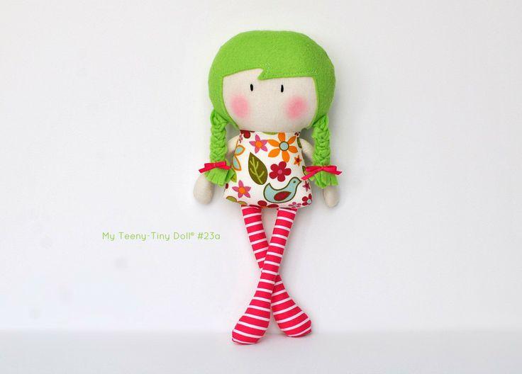 """Мой Тини-Крошечный Кукла ® # 23а / 11 """"ручной куклы Кука вас Некоторые Лапша ®"""