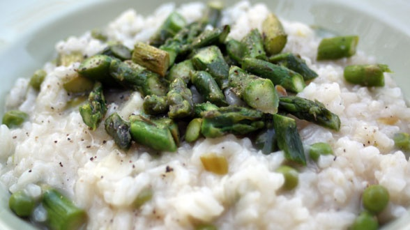 The Ultimate Springtime Risotto | Recipes | Pinterest
