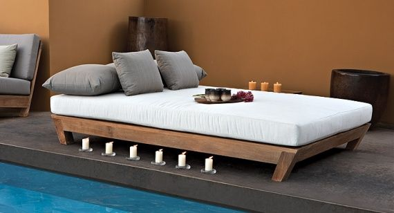 outdoor day bed For the Home