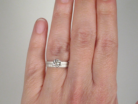 Image Result For Wedding Ring Set