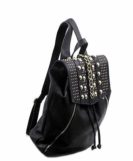 Nice elegant fashion backpack