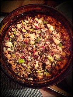 Rose & Pistachio Dukkah- Cooling Spice Blend