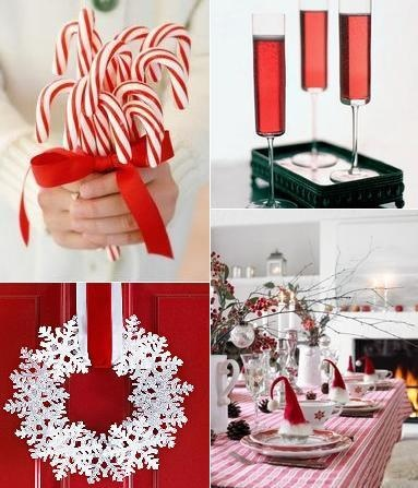Ideas blog cheer s a party chic peppermint christmas party palette