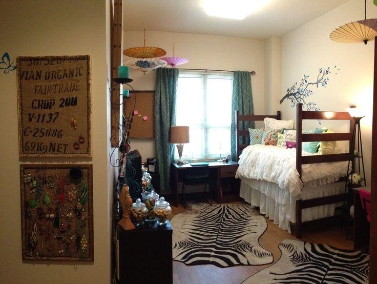 Your Room Creative Girl Dorm Room Ideas Pinterest