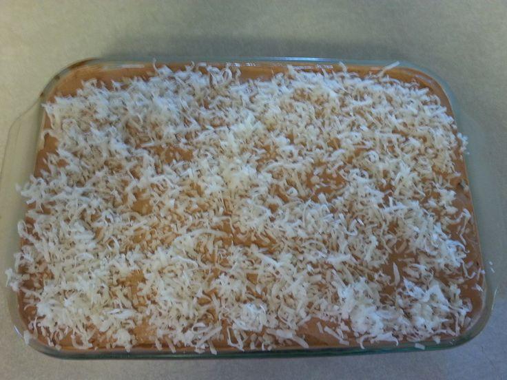 mounds cake sweetened condensed milk