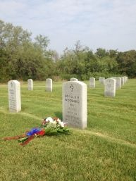 dfw national cemetery memorial day program