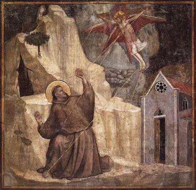 Giotto Di Bondone  St  FrancisGiotto Di Bondone Frescoes