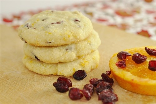 cranberry orange cookies-- making these tonight!