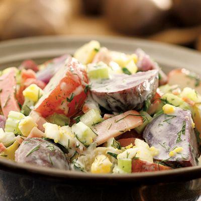 Country Potato Salad #MemorialDay