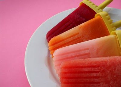 Natural Popsicles | Fude and other yummy things | Pinterest