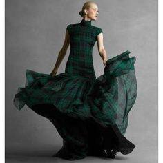 Way to do plaid simply dresses pinterest