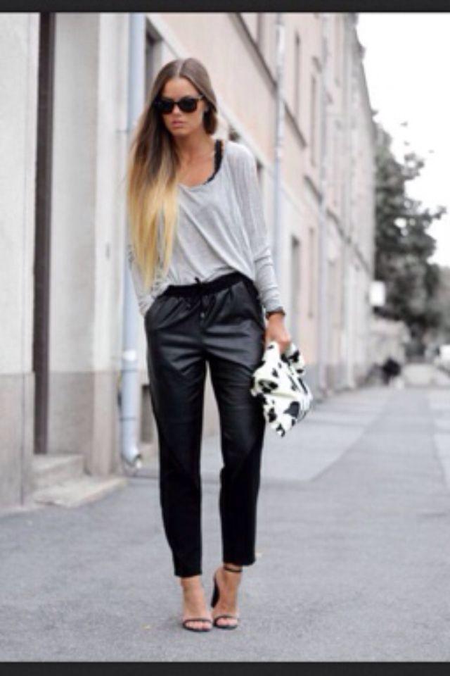 Edgy Fashion My Style Pinterest