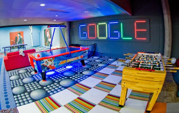 Google Play Room Office Space Pinterest