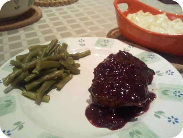 Ingredient Friday: Hanger Steak with Shallot Cherry Sauce