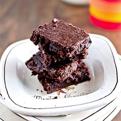 Fudgy Skillet Brownies | Chocolate Chocolate Chocolate | Pinterest