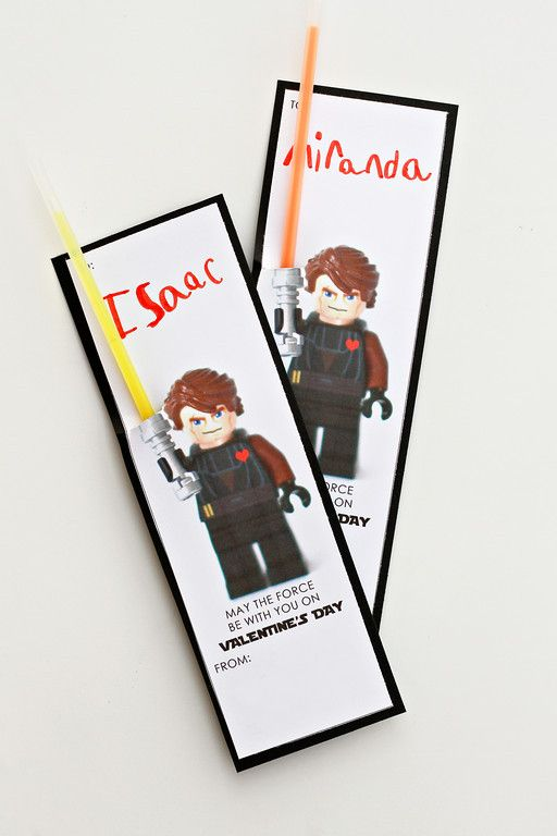 star wars valentine pixie sticks