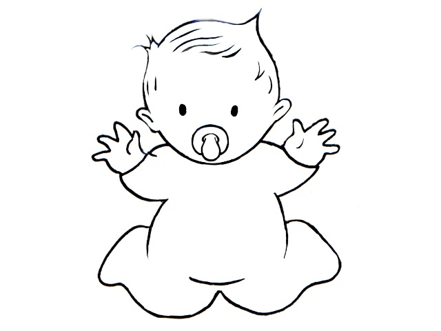 Line Drawing Baby Face : Pin by sylvia on printables little girls more pinterest