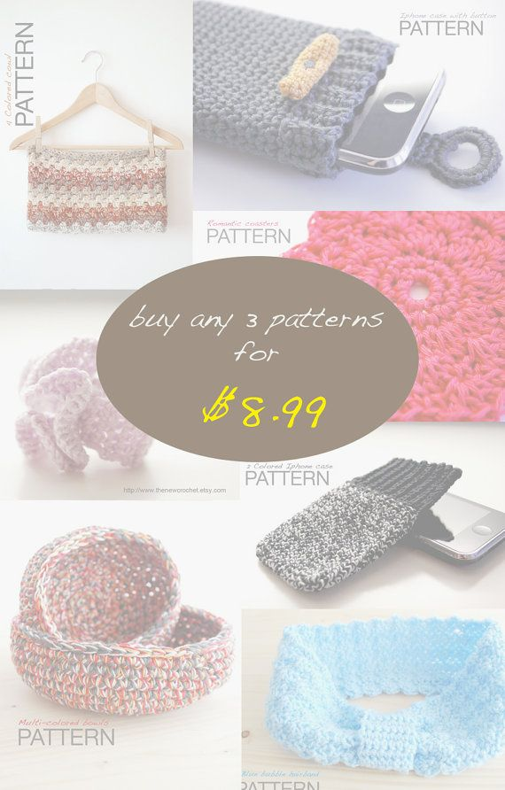 Crochet Patterns To Buy : crochet patterns