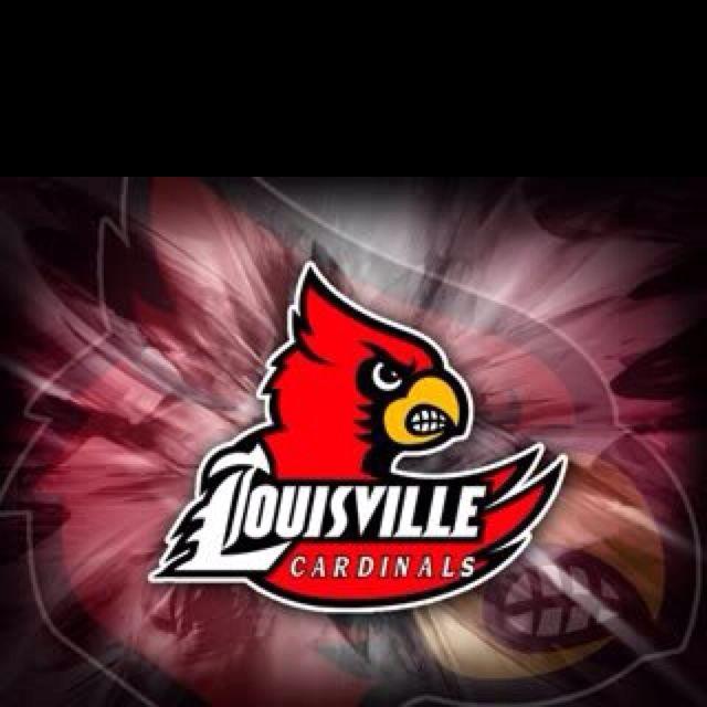 Louisville Cardinals! | Cards | Pinterest