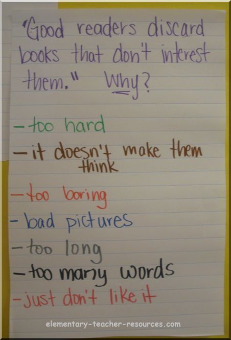 Using reading quotes to spark discussions.