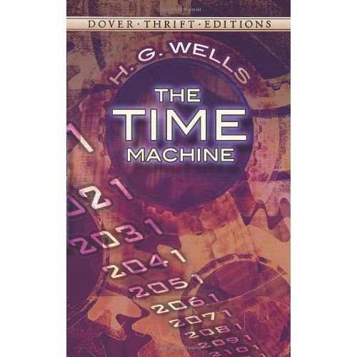 the time machine hg book