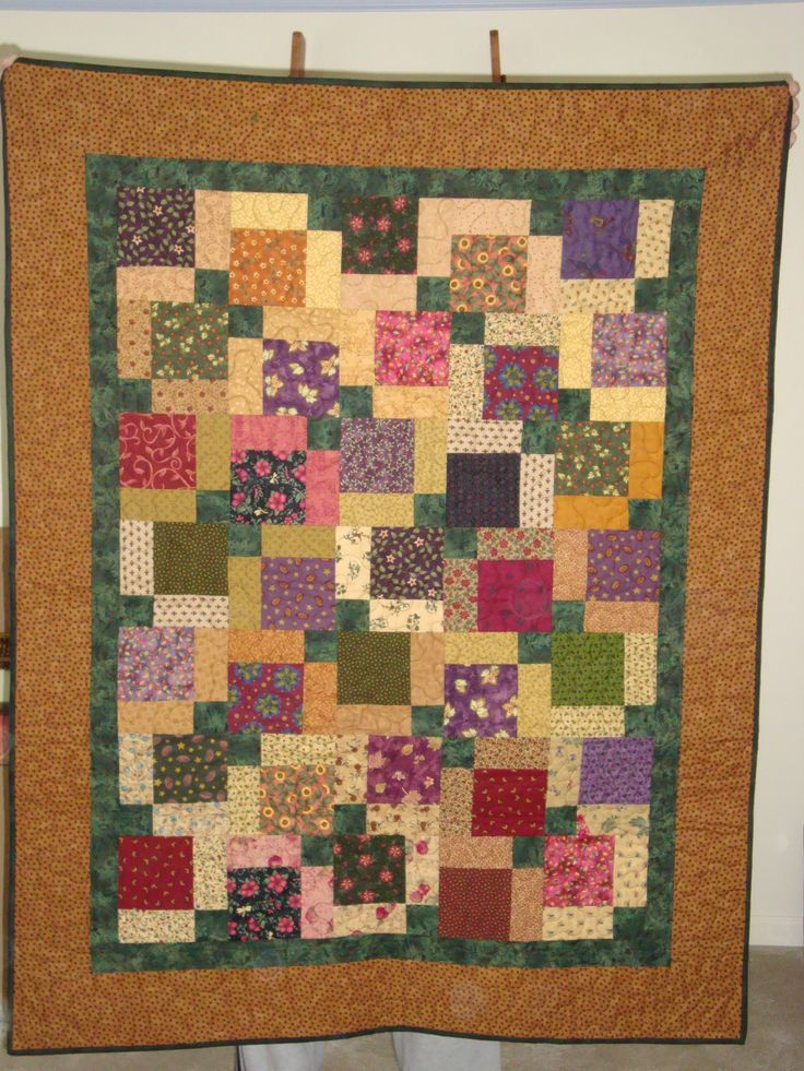 Quilting Patterns Charm Packs : Pattern using 5