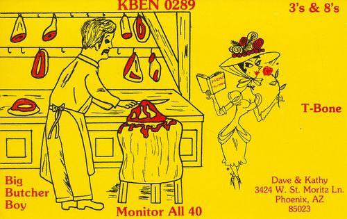 73sand88s: Big Butcher Boy & T-Bone - Phoenix, Arizona Dave & Kathy