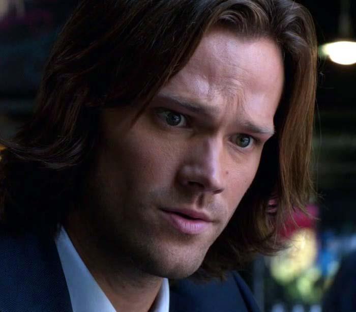 ahh the hair!   Jared ...