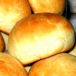 French Bread Rolls to Die For (16): Stir 1½ c 110° WATER, 1T YEAST ...