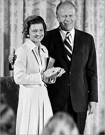 Gerald Ford And Wife Betty All Things Gerald Ford
