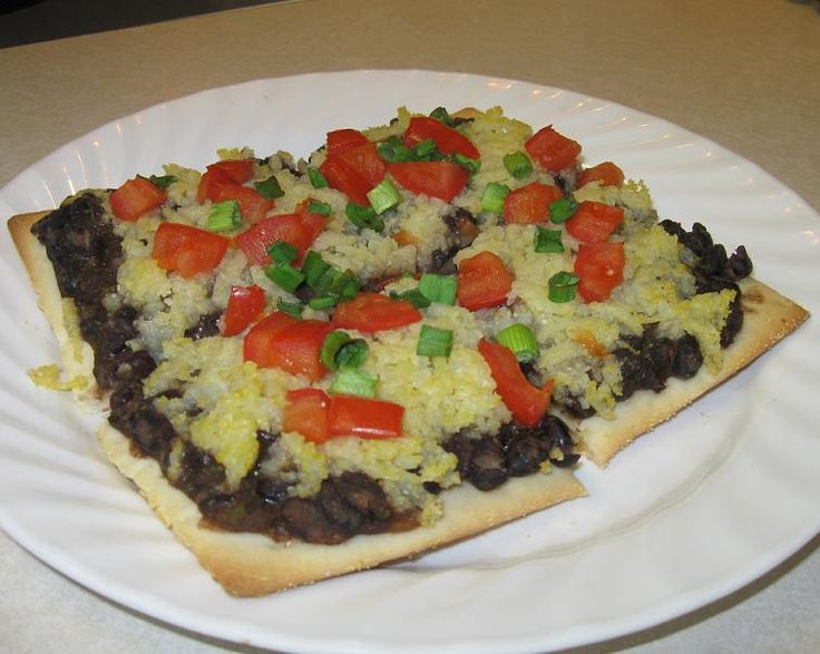 Mexican Pizza | Gluten casien free/ paelo | Pinterest