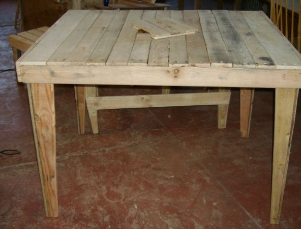 Recycled Pallet Furniture Reduce Reuse Recycle Pinterest