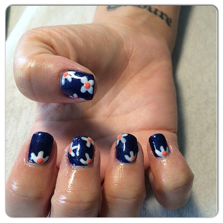 Shellac/nail design | Nails | Pinterest