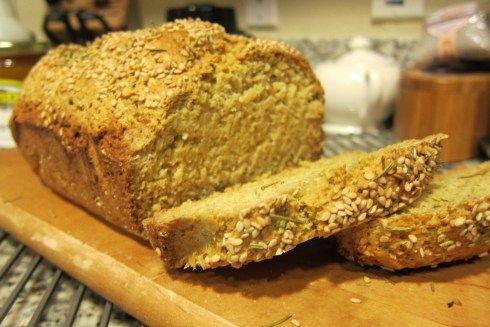 oatmeal rosemary bread | Recipes | Pinterest