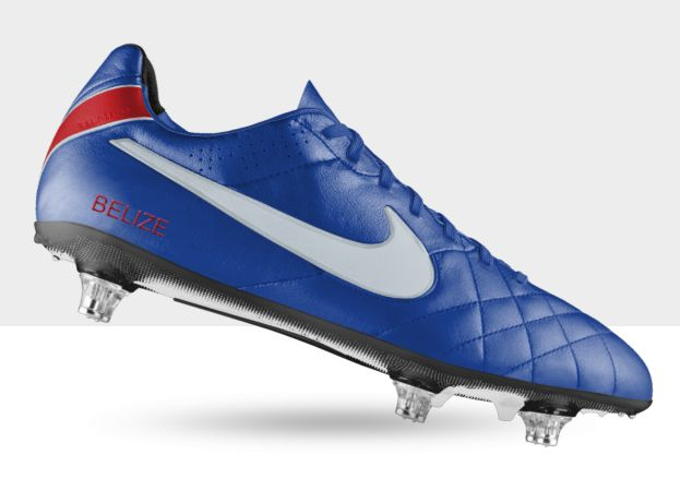 Belize Nike Football Shoes