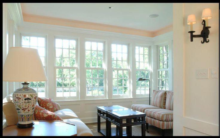 Sunroom Ideas Windows Trim Design Sunrooms Pinterest